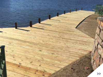 Click here to view photos of our boat docks
